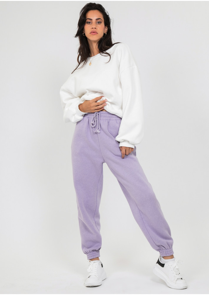 Light purple jogger
