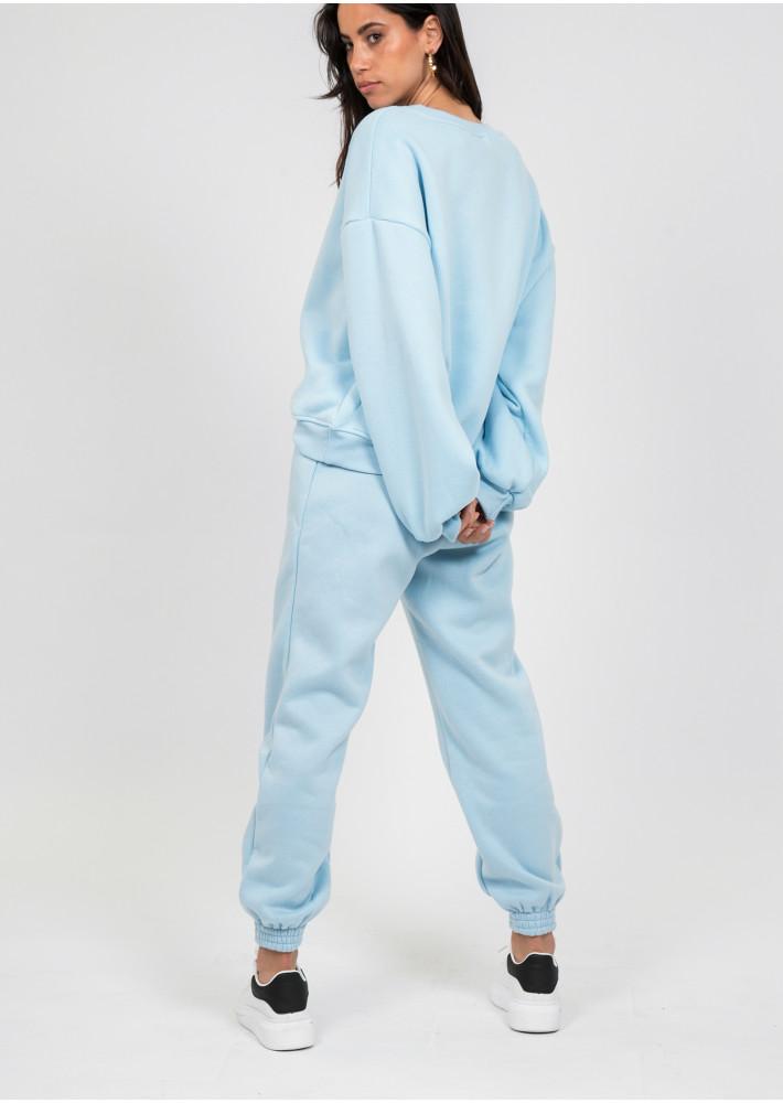 Light blue jogger