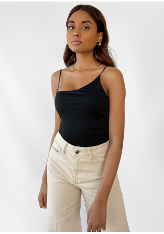 Asymmetric top in black